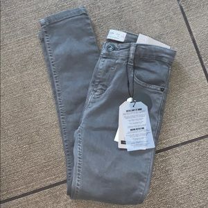 New with tags! Zara kids skinny jeans